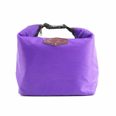 Thermal Insulated Cooler Waterproof Picnic Lunch Bag Lunch Box Storage Portable 8