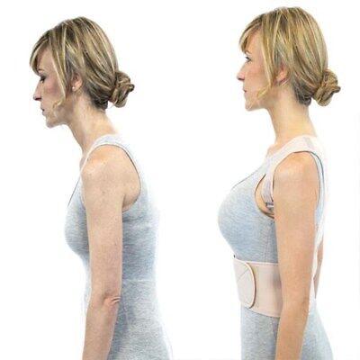 Fascia Posturale Spalle Schiena Correttore Postura Magnetica Dolori Lombari 3