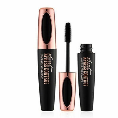 ❤4D Silk Fibre Mascara Eyelash Waterproof Extension Volume Long Lasting Lashes❤ 4
