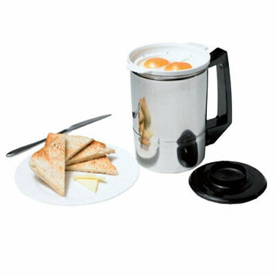 Birko 1300ml Food & Drink Heater with Egg Poacher Accessory DHS13 / 1010088 2