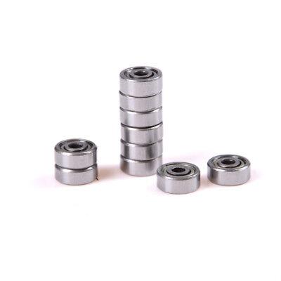 10pcs 623ZZ 3mmx10mmx4mm 623Z radial roulements à billes 3D imprima.FR 6
