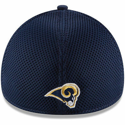 ... inexpensive 2 of 3 los angeles rams new era 39thirty nfl neo mens flex  fitted cap 338884403