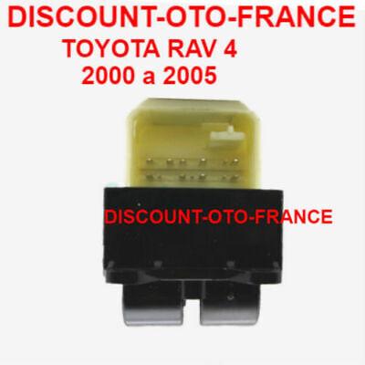 commande platine Toyota rav 4 Leve Vitre Interrupteur  84820-42160