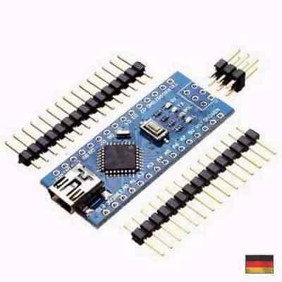 Nano V3.0 ATmega 328 Board CH340 USB Chip Arduino Kompatibel 3