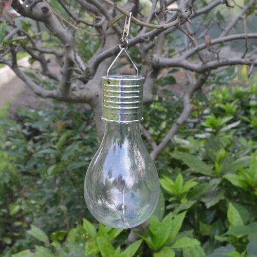 Outdoor Hanging Solar Lights Canada: WATERPROOF SOLAR ROTATABLE Outdoor Garden Camping Hanging