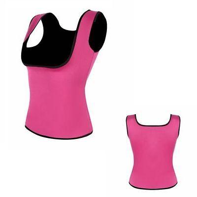 25a0c78c137 ... Women Hot Neoprene Body Shaper Slimming Waist Pants Slim Belt Yoga Vest  T-shirt 3
