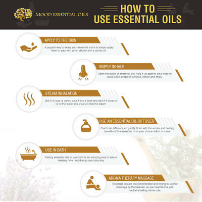 Essential Oil Tea Tree Pure Aromatherapy Natural Oils Organic Fragrances 2
