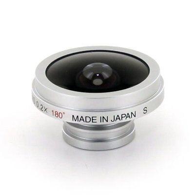 Magnetic 0.2x FishEye Lens fo JVC PICSIO GC-WP10AUS,FM2YUS,FM2BUS,FM1BUS,FM2AUS 3