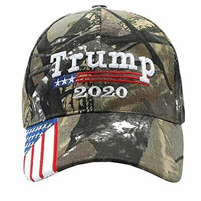 Donald Trump 2020 MAGA Embroidery Hat Keep Make America Great Again Cap USA Camo 4