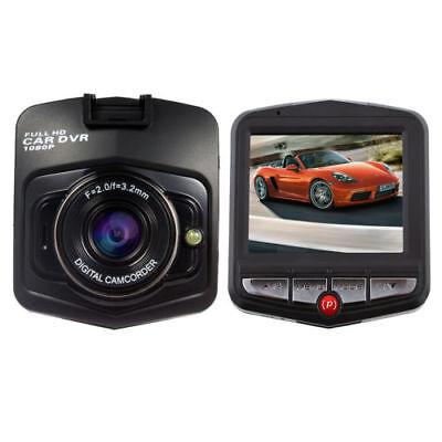 Mini 1080P HD LCD Car Dash Camera Video DVR Cam Recorder Night Vision + G-sensor 2