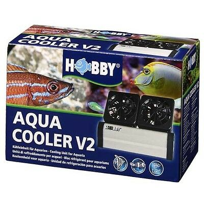 Hobby Aqua Cooler V2 Lüfter 2-fach Kühler Aquarium 2