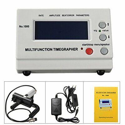Weishi Timegrapher NO.1000 Machine Testeur Multifonction Montre de distribution 2