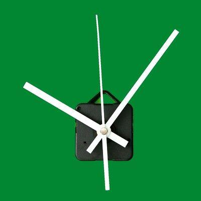 Blanc longues mains bricolage mur Quartz horloge mouvement mécanisme broc 2
