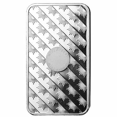 5 oz Sunshine Silver Bar (New, MintMark SI, Lot of 2)