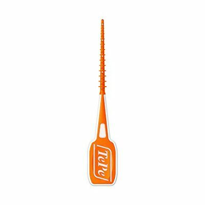 TePe Easy Pick Interdental Brush, Orange, Size: XS/S , Pack of 1 x 36