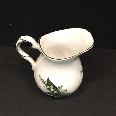 Elizabethan Creamer Cup Porcelain Collectible 4