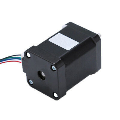 Nema 17 Bipolar Stepper Motor  60mm 120oz.in(80Ncm) 1.5A 4 Lead CNC 3D Printer 2
