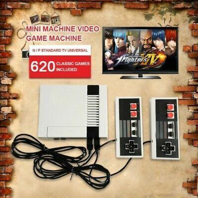 620 In 1 Mini Console Giochi Classic Retro Per Nes 2 Controller Tipo Nintendo 2