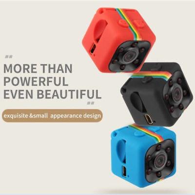 SQ11 Full HD 1080P Mini Car Hidden DV DVR Camera Spy Dash Cam IR Night Vision 3