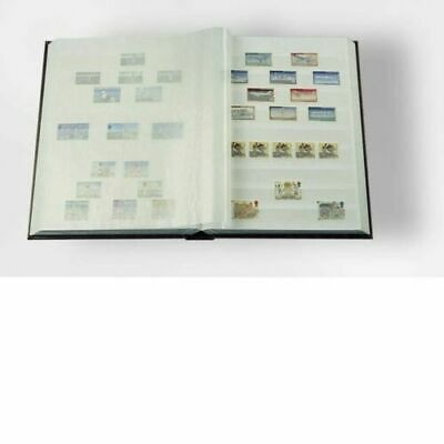 Large A4 Stock book Stamp Album with 60 White or Black Pages 40% OFF From £16.25 4