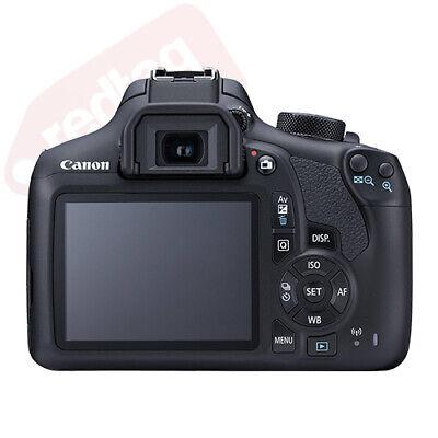 Canon Rebel T6 / 1300D DSLR Camera + 18-55mm 3 Lens Kit + 16GB Top Value Bundle 2