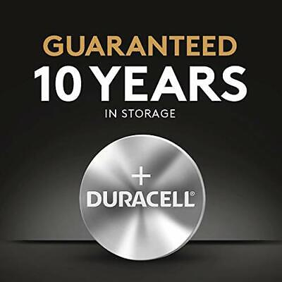 4 X Duracell CR1616 3V Lithium Button Battery Coin Cell DL/CR 1616 Expiry 2028 2