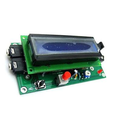CW Decoder Morse Code Reader + CW Signal Generator /PS2 keyboard/Ham Radio 4