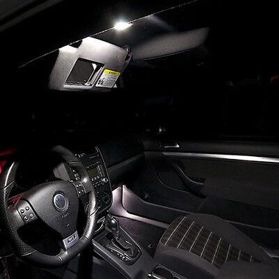 Kit 12 ampoules à LED pour l'éclairage intérieur blanc Volkswagen Golf 5 3