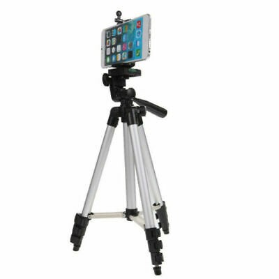 Professional Portable Aluminium Camera Tripod Stand For iPhone DSLR Camcorder 8