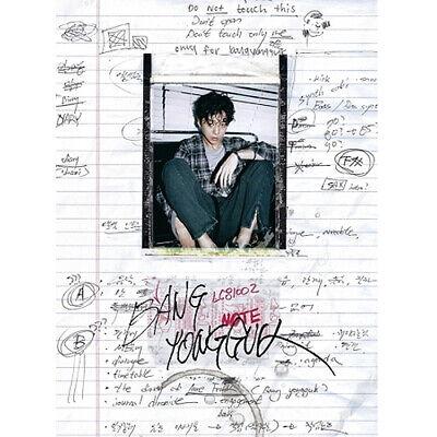 B.A.P BANG YONG GUK 1st Album NORMAL/LIMITED Ver CD+POSTER+Book+Card+etc SEALED 2