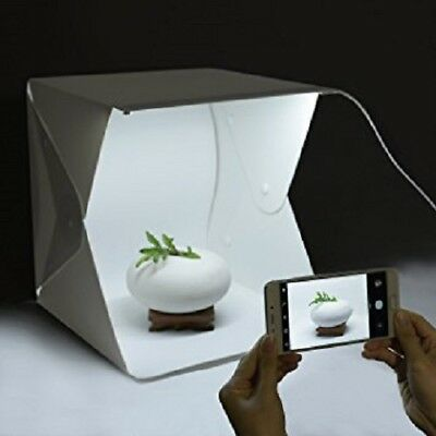 Portable Photo Studio Kit Mini Box Light Room Camera Photography Lighting Tent 2