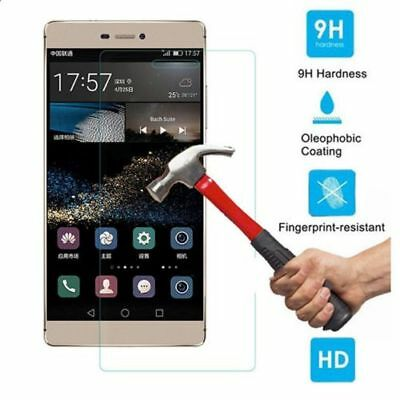 3x For Huawei P10/ P9/ P8 lite P10 Plus P10 LITE Tempered Glass Screen Protector 6