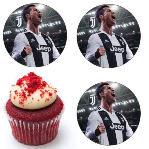 Fussball eßbar Muffin Tortenaufleger Party Deko Geburtstag Cupcake Deutschland