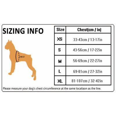 Genuine Truelove No-pull Dog Harness Reflective Adjustable Pet Padded Vest XS-XL 12