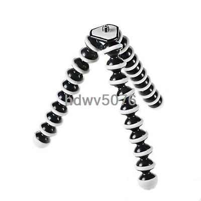 Octopus Flexible Tripod Stand Gorillapod For Canon Nikon Camera Digital DV New 4