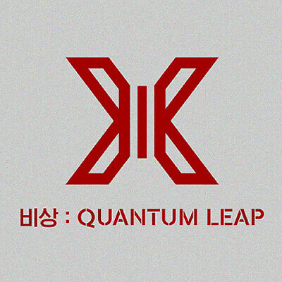 X1 [FLY:QUANTUM LEAP] Album 2 Ver SET+POSTER+2Photo Book+2Stand+2Card+2Book Mark 2