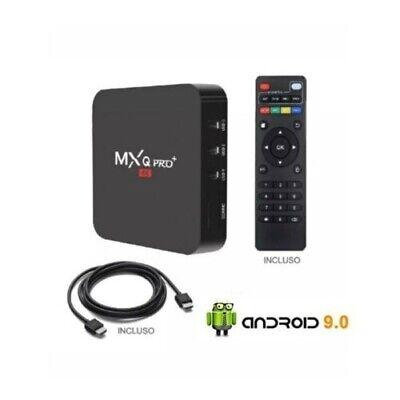Tv Box Android 9.0 4K Full Hd 1080P 2Gb 16Gb Ram Smart Decoder Wifi Mxq Pro 2