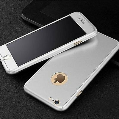 iPhone 6 6s Plus Schutz 360° Handyhülle Tasche Case Hülle Schutzhülle Cover Etui 4