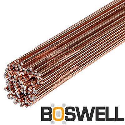 Boswell - Mild Steel, Stainless, Aluminium TIG FILLER RODS - Welding Welder Rod 5