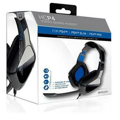 Sony PS4 HC-P4 Wired Stereo Gaming Headset/Headphones PlayStation 4 NEW 2