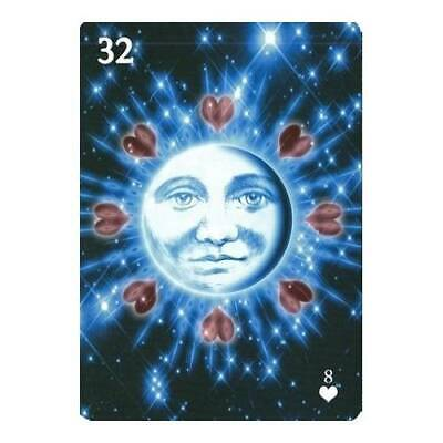 Healing Light Lenormand Oracle Card Deck Butler Lo Scarabeo With Velvet Bag New 4