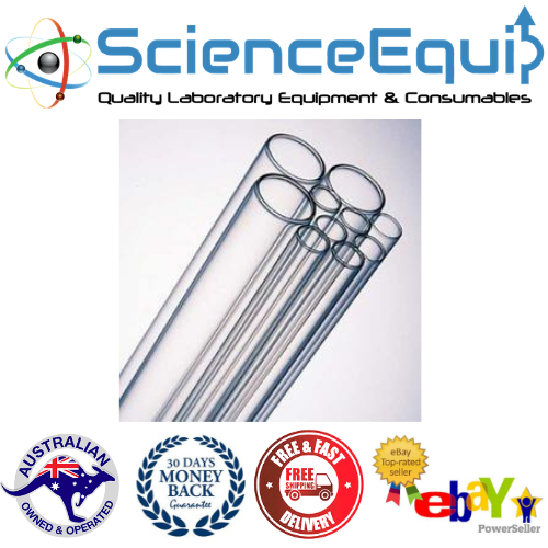 Glass Tubing Blow Tubing, Borosilicate Glass 3.3,wall thickness 1.8mm- 10mm OD 3