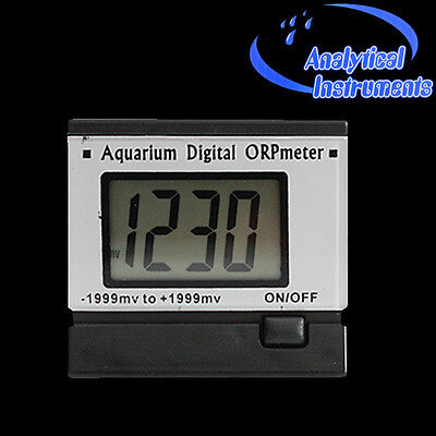 Redox Messgerät Meter Aquarium Teich Pool Chlor Orp Dauermessung  Re2 4