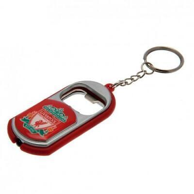 Liverpool Fc Bottle Opener Keyrings Torch Light Keychain New Gift Xmas 2