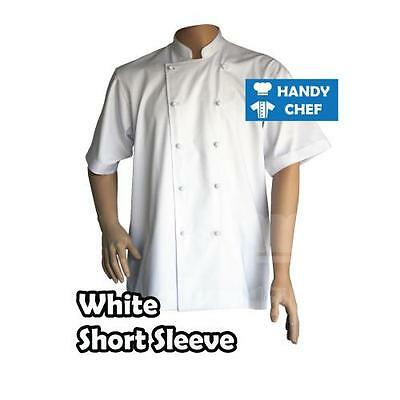 Quality Chef Jacket-Black or White-Brand New See Handychef store for Pants,Apron 5