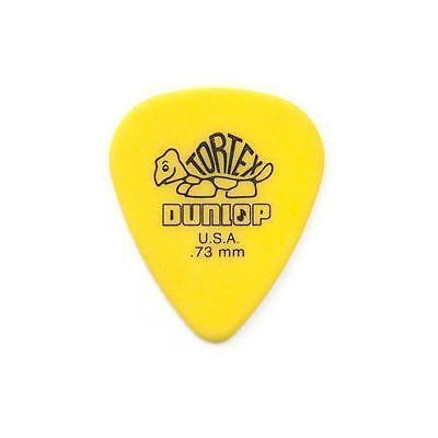 Jim Dunlop Tortex Standard 0.88mm grün Plektrum 12er-Pack