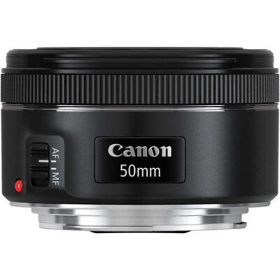 Canon EF 50mm f/1.8 STM Lens For Canon DSLR Cameras - BRAND NEW 3