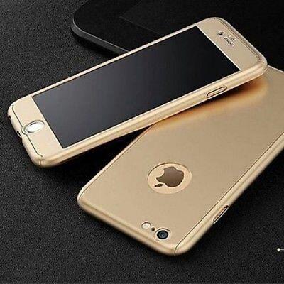 iPhone 6 6s Plus Schutz 360° Handyhülle Tasche Case Hülle Schutzhülle Cover Etui 3