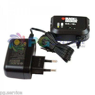 Black & decker Chargeur Batterie 18V BD1800 EPC186 GKC1817 GLC2500 GPC900 GTC610 2