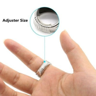 10 x Ring Size Adjuster reducer Sizer snuggies - 10cm long - One Size Fits All 3